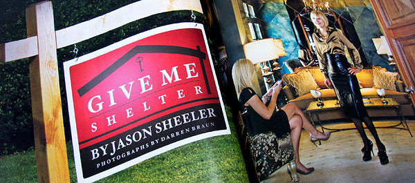Texas Monthly - November 2011 - Give Me Shelter